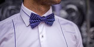 for wearing a bow tie business insider