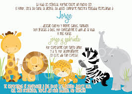 invitaciones de baby shower en espa ol home design