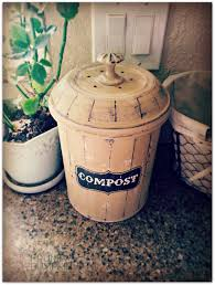 diy compost canister paint a sign painting parties