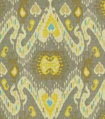 Yellow Home Decor Fabric Love Yellow U0026 Gray Home Decor Print Fabric Hgtv Home Ring