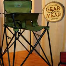 Baby Camping High Chair 50 Campfires 2013 Gear Of The Year Personal 50 Campfires
