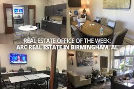 Office Furniture Birmingham Al by Real Estate Office Of The Week Arc Real Estate In Birmingham Al