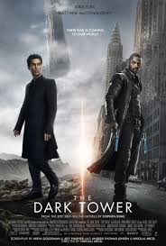 two new posters released for the dark tower featuring the