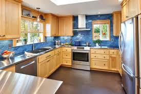 kitchen countertop ideas with maple cabinets 7 kitchen backsplash ideas with maple cabinets that do it right