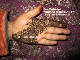 simple and adorable mehndi design for hands and feet henna tattoo