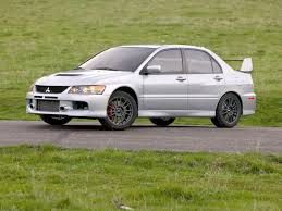 mitsubishi evo 9 wallpaper hd 2006 mitsubishi lancer evolution ix side angle 1600x1200 wallpaper