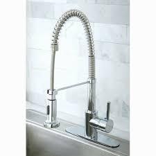 kraus commercial pre rinse chrome kitchen faucet fantastic kraus commercial pre rinse chrome kitchen faucet design
