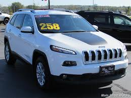 jeep cherokee green 2015 2015 jeep cherokee north for sale in valparaiso in stock 3685