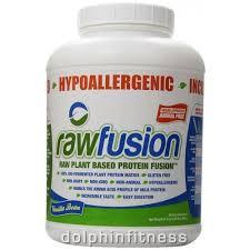 san rawfusion fusion 61 servings