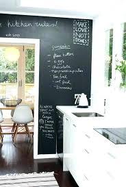 tableau decoration cuisine tableau noir cuisine diy tableau noir magnactique tableau noir