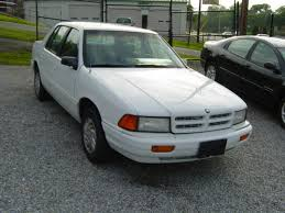 Dodge Spirit Plymouth Acclaim Chrysler Dodge Spirit 2503776