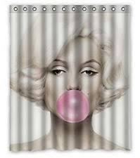 36 X 72 Shower Curtain Marilyn Monroe Bathroom Bath Ebay