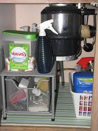 Under Kitchen Sink Storage by Under Sink Kitchen Storage Victoriaentrelassombras Com