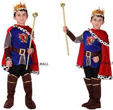 Kids Halloween Costumes King Costume Child Halloween Costume Prince Costume Boys
