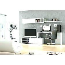 bureau informatique blanc laqué meuble ordinateur blanc bureau ordinateur blanc laquac meuble