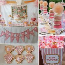 girl birthday ideas a tutus and teacups birthday party birthday party