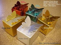 wedding gift malaysia malaysia wedding door gift boxes buy wedding favour gift box