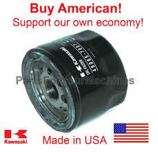 kawasaki oil filter for john deere lt150 lt160 lt170 lx266 l110