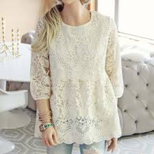 white lace blouses nordic lace blouse boho lace tops blouses from spool 72