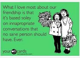 Memes Friendship - what i love most about our friendship