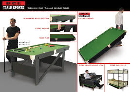 4ft pool table folding stylish folding pool table 8ft the cue shop home pool snooker tables