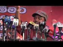 Weerawansa Remanded Wimal Weerawansa Speech Pada Yathra 2016 08 01 Youtube