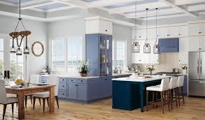 blue kitchen island kitchen design purple creek cabinets with blue kitchen