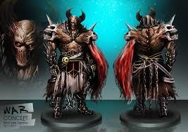 four horsemen of the apocalypse war by orochi spawn on deviantart