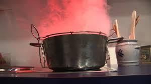 feu de cuisine feu de cuisine journalier mais pas sans danger