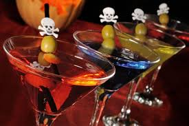 halloween party drink recipes