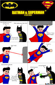 Funny Superman Memes - batman superman 1 by jammyrolls meme center
