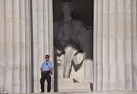 Lincoln Memorial Floor Plan Lincoln Memorial Vandalized In Mystery Green Paint Attack And Now