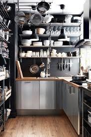 stainless steel kitchen ideas neat kitchen design cottage kitchens and