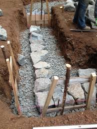 Home Interior Arch Designs Building A Stone Foundation This Cob House Idolza