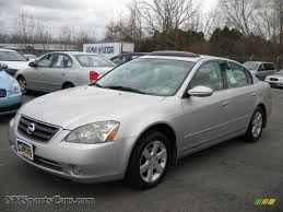 nissan altima for sale rochester ny 2003 nissan altima 2 5 s in sheer silver metallic 282554