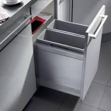 tiroir coulissant cuisine aménagement poubelle pour tiroir coulissant meuble sous évier