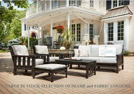 patio furniture kitchener outdoor furniture and patio furniture ontario with wicker