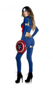 Navy Halloween Costume Superhero Costumes Costumes Upscalestripper