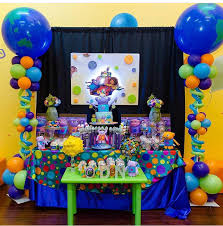 2nd birthday decorations at home boov party theme dreamworks home boov birthday pinterest