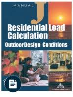 212762908 manual j residential load calculation pdf ventilation