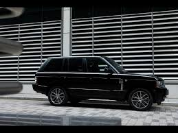 land rover 2010 2010 land rover range rover autobiography black side angle