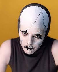 bald cap spirit halloween skeleton makeup martha stewart