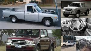 ford courier all years and modifications with reviews msrp
