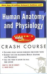 Images Of Human Anatomy And Physiology Schaum U0027s Easy Outline Of Human Anatomy And Physiology Based On