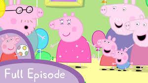 peppa pig birthday peppa pig episodes mummy pig s birthday episode