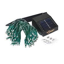 inst solar powered led string light ambiance lighting 54 5ft 17m
