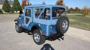 turquoise jeep cj 1975 jeep cj 5 renegade levi u0027s edition f95 austin 2015