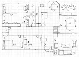 home design graph paper house plan grid paper house plan