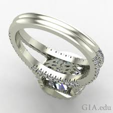 Ring With Initials Engagement Ring Upgrades 6 Ways To Get A New Look