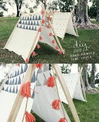 Do It Yourself Backyard Ideas by 49 Best Zelt Tipi Nähen Images On Pinterest Children Teepees
